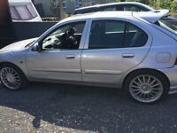 Mg zr 1.4 looking to swop for 125cc