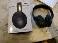 Bose QC35 wireless headphone