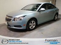 2012 Chevrolet Cruze LT Turbo - Clean! Easy payments!