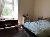 Spacious Room For Rent- Kelvingrove Area- available 1st of July.