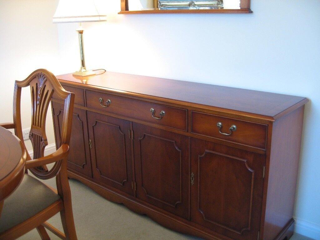 Bradley Fine English Furniture Sideboard in Yew
