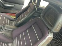 Ford Capri Seats front and rear
