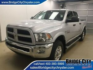 2016 Ram 2500 Outdoorsman- Heated Seats and Wheel! Backup Cam!