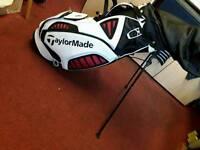 TAYLORMADE golf STAND BAG +WILLSON ULTRA GOLF CLUB