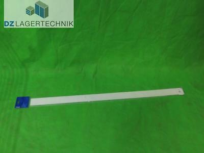 MAUL Ferroleiste Solid weiß Memoleiste Wandleiste selbstklebend 100x5 cm