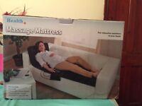 Massage mattress for good health