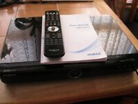HUMAX HDR-FOX T2 Freeview+ Recorder Box