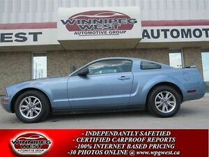 2005 Ford Mustang Retro1964 Baby Blue V6, BLuetooth, Local Trade