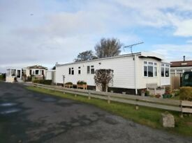 Park Home Residential in Silloth Cumbria