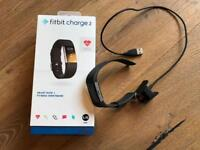 Fitbit ChargeHR 2 Black/L