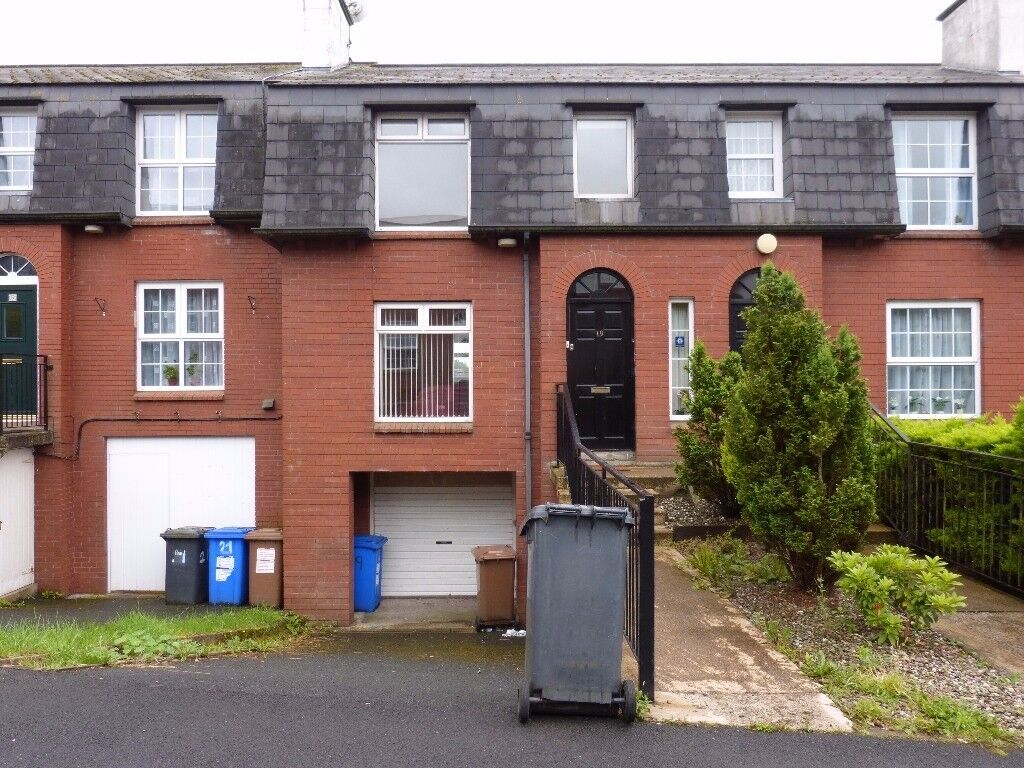 2 Bed Townhouse To Rent - 19 Ferguy Heights, Cookstown