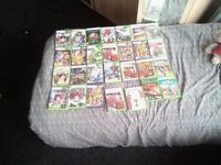 Xbox 360 games bundle all working order few scratches but work perfect