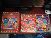 JACKIE CHAN COMICS - Comic books, collector cards, talismans.