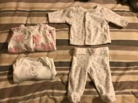 Baby girls Newborn clothes