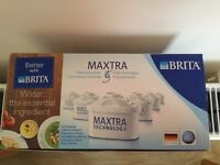 BRITA MAXTRA water filter cartridges