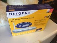 Netgear WiFi router