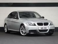 BMW 330i M Sport, pro nav, auto with paddles, 67,000 miles Full Sytner BMW service history 335i look