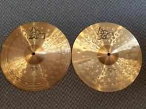 Cymbale Paiste Alpha Hi-hats 14 usagé-used