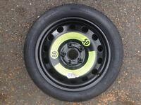 Spare wheel - seat altea