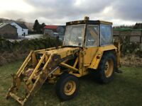 Massey Ferguson 50B Backhoe Digger - Spares or repair