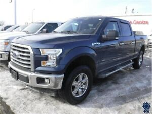 2017 Ford F-150 XLT XTR Supercrew 5 Passenger 4X4 w/6.5' Box