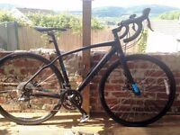 Specialized Diverge A1 small frame (52cm) mens road bike NEVER USED OUTSIDE.