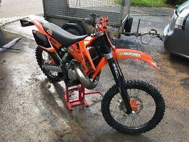 Ktm sx250