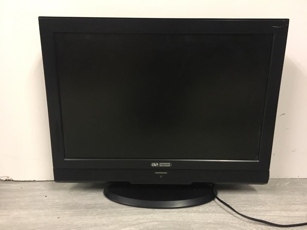 19inch Black TV
