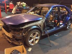 Lexus IS200 Sport breaking - scrap this weekend