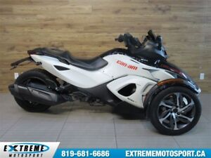 2014 Can-Am Spyder RS-S SM5 31$/SEMAINE