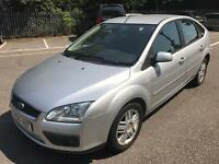 2006 Ford Focus ZETEC Diesel Immaculate Tdci Ghia MOT. TAX. WARRANTY GUARANTEED