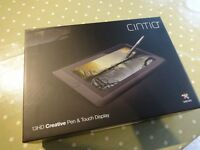 Wacom Cintiq 13HD Pen & Touch Display Graphics Tablet