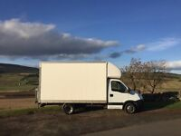 OUTSTANDING 2007 IVECO LUTON WITH TAIL LIFT . HIGHLY MAINTAINED VERY LOW MILES WITH FULL HISTORY