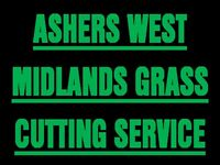 GRASS CUTTING/ LAWN MOWING (NOT GARDENING) (WEST MIDLANDS ONLY)