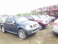 Nissan navara diesel spare parts 2007 year axel prop shaft wheel
