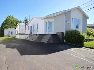 135 000$ - Maison modulaire à vendre à St-Félicien