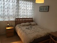 Double room to rent,double bed,for single person or couple,to let in sheer flat,centra London