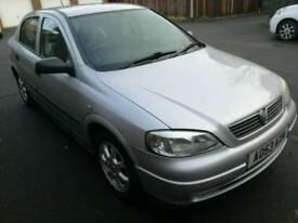 Vauxhall Astra car
