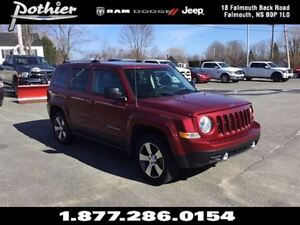 2016 Jeep Patriot Sport 4x4   LEATHER   SUNROOF   UCONNECT  