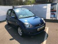 Ford Fiesta 1.2 Zetec, *1 Female Dr Owner* Air Con, Alloys, Bluetooth, 3 Month Warranty