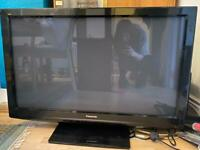 "Panasonic 49"" HD TV"