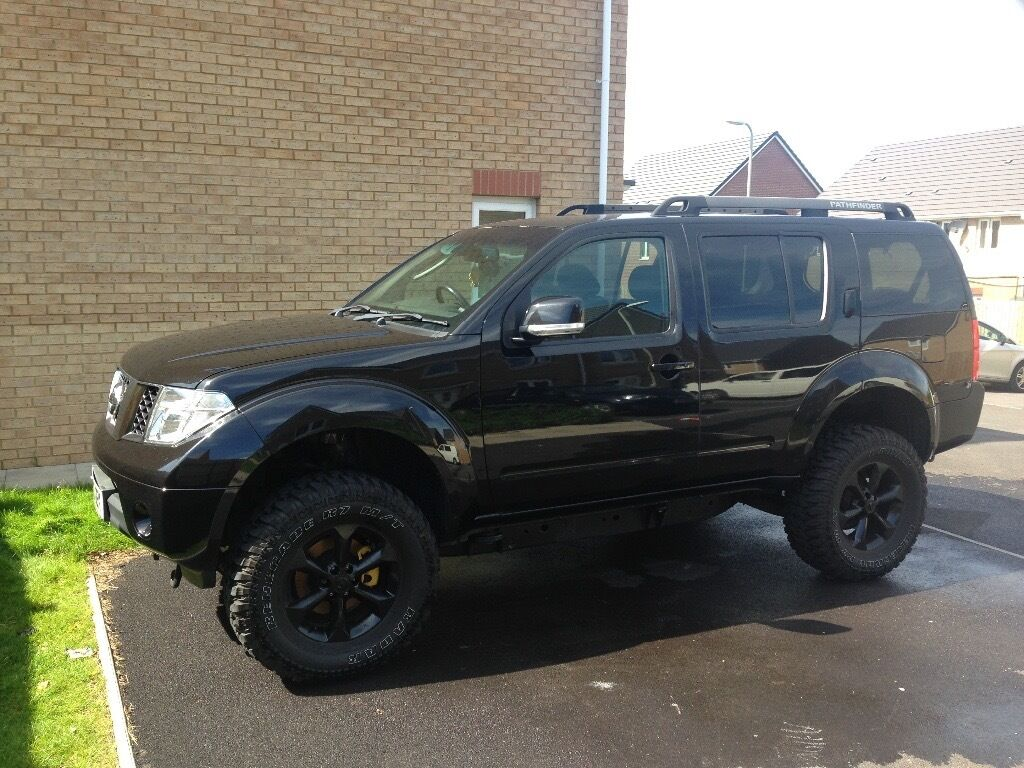 Nissan Pathfinder Lifted >> Nissan Pathfinder modified truck | in Bridgend | Gumtree