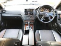 MERCEDES C200 CDI**AUTOMATIC**DIESEL**LADY OWNER**2 KEYS**8 SERVICES**HPI CLEAR**