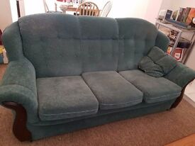 FREE - Couch and Armchair