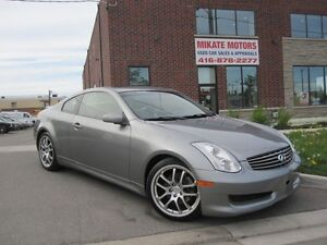 Mint 2006 Infinity G35 SPORT $9,999 Sold Fully Certified