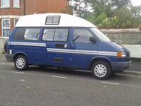 Proper Hi Top VW T4 Campervan