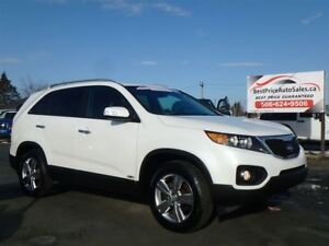 2012 Kia Sorento EX! AWD! LEATHER! CERTIFIED!
