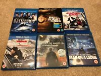 20x Blu-Ray Films (inc American Pie, Pirates of Caribbean and Ted)