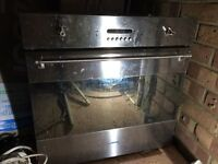SMEG integrated oven removed due to kitchen refurbishment