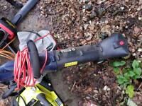 Leaf blower / mulcher. Spear and jackson